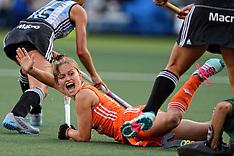 20140612 NED: WK Hockey Halve Finale Nederland - Argentinie, Den Haag