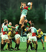 19991217 Harlequins vs ASM Clermont Auvergne. Twickenham UK