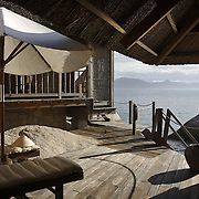 A Water Villa at the Evason Hideaway in Nha Trang, Vietnam.