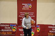 DESCRIZIONE : Roma Acqua Acetosa Basket Centro Sportivo CONI College Italia<br /> GIOCATORE : Stella Campobasso<br /> SQUADRA : College Italia<br /> EVENTO : College Italia<br /> GARA : <br /> DATA : 20/01/2010<br /> CATEGORIA : Allenamento<br /> SPORT : Pallacanestro <br /> AUTORE : Agenzia Ciamillo-Castoria/GiulioCiamillo<br /> Galleria : Fip Nazionali 2009<br /> Fotonotizia : Roma Acqua Acetosa Basket Centro Sportivo CONI Allenamento College Italia <br /> Predefinita :