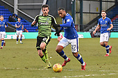 Oldham Athletic v Plymouth Argyle 270118