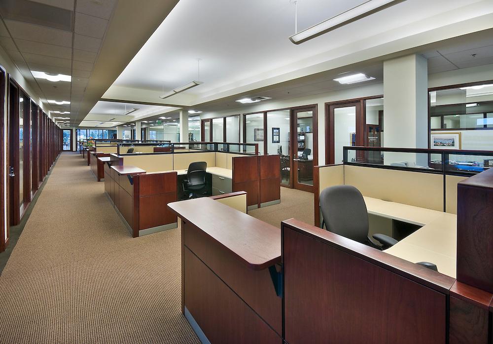 Financial Offices.Devcon Construction