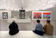Nederland, the Netherlands, Zwolle, 28-10-2015In museum de Fundatie hangt een expositie met het werk van de Engelse schilder William Turner. Ook een fototentoonstelling van de duitse fotografe Barbara Klemm.FOTO: FLIP FRANSSEN/ HH