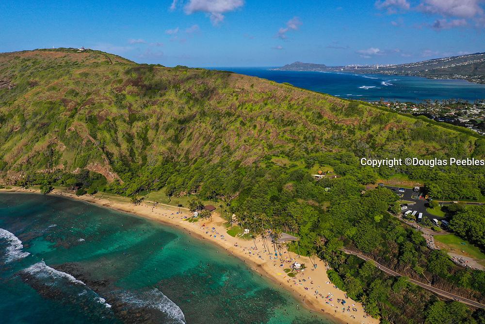 Hanauma Bay, Hawaii Kai, Honolulu, Oahu, Hawaii, USA