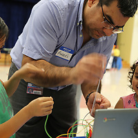 Aldine Libraries MakerSpaces Mania 2017