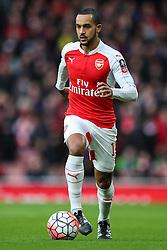 Theo Walcott of Arsenal - Mandatory byline: Jason Brown/JMP - 07966386802 - 09/01/2016 - FOOTBALL - Emirates Stadium - London, England - Arsenal v Sunderland - The Emirates FA Cup