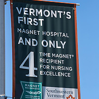 Southwestern Vermont Medical Center, Bennington, VT.