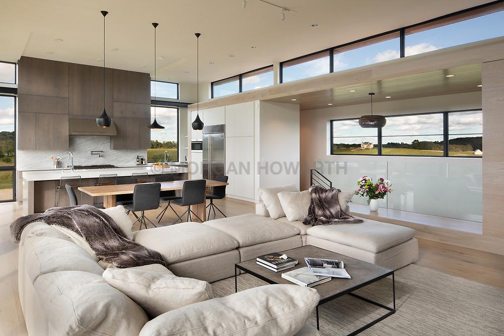 98 Lyle Modern Home open living room VA 2-174-303
