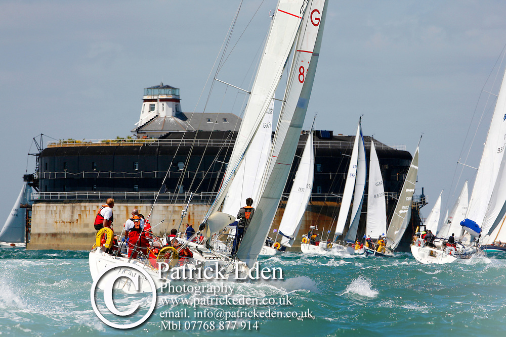 Round the Island Race, Cowes, Isle of Wight, England, UK, Photographs of the Isle of Wight by photographer Patrick Eden photography photograph canvas canvases