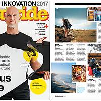 Outside Magazine, September 2017