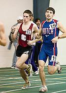 February 5, 2011: The Oklahoma Christian University Eagles host the Indoor Invitational at the Mosier Indoor Facility on the campus of the University of Oklahoma.