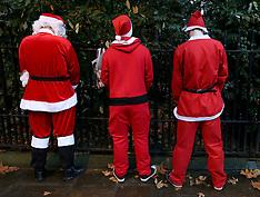 London - Santacon 2016 - 10 Dec 2016