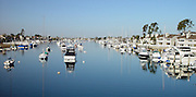 Balboa Island Boats and Waterfront Homes in Newport Beach