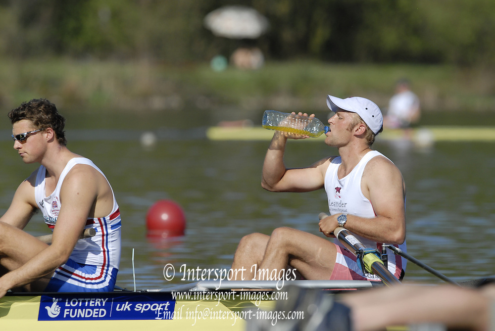 [Mandatory Credit, Peter Spurier/ Intersport Images]. , Rowing Course, Bloso, Hazewinkel. BELGUIM