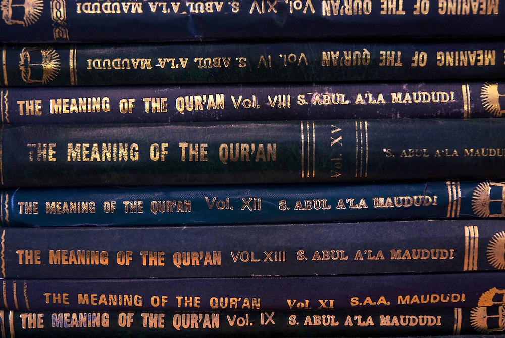 Le Coran est le livre sacré de l'Islam.