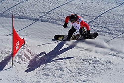 World Cup Banked Slalom, SLEPOV Yevgenyi, BEL at the 2016 IPC Snowboard Europa Cup Finals and World Cup