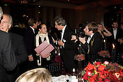 Princess Zahra Aga Khan; Arnaud Bamberger, The Cartier Racing Awards 2008, at the Grosvenor House Hotel. London.  November 17, 2008  *** Local Caption *** -DO NOT ARCHIVE-© Copyright Photograph by Dafydd Jones. 248 Clapham Rd. London SW9 0PZ. Tel 0207 820 0771. www.dafjones.com.