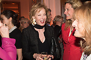 JULIA PEYTON-JONES; MARINA PEYTON-JONES, The Veuve Clicquot Business Woman Award. Claridge's Ballroom. London W1. 11 May 2015.