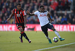 Danny Rose of Tottenham Hotspur - Mandatory by-line: Alex James/JMP - 22/10/2016 - FOOTBALL - Vitality Stadium - Bournemouth, England - AFC Bournemouth v Tottenham Hotspur - Premier League