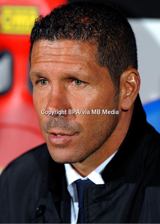 Diego Pablo Simeone - Coach ( Atlético Madrid )