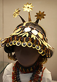 Sumerian, Headdress, Princess, Puabi, 2600 BC