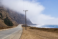 Pacific Coast Highway, Santa Cruz County, California