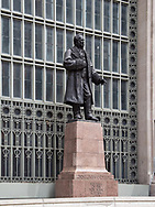 Statue of Cornelius Vanderbilt at Grand Central Terminal