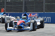 DURBAN, South Africa, Oliver Jarvis of Team Britian finished second in the Sprint race on Sunday held as part of the A1GP race weekend in Durban, South Africa on Sunday 24 February 2008.  Photo: SportsPics/Sportzpics