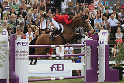 Schwizer Pius (SUI) - Ulysse<br /> The Meydan FEI Nations Cup<br /> Falsterbo Horse Show 2009<br /> © Hippo Foto - Leanjo de Koster