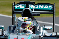 HAMILTON lewis (gbr) mercedes gp mgp w06 action during the 2015 Formula One World Championship, Grand Prix of England from july 2 to 5th 2015,  in Silverstone, Great Britain. Photo Eric Vargiolu / DPPI