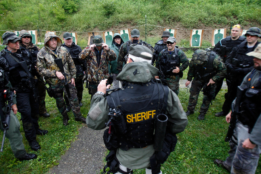 SWAT School hosted by the Delaware County Sheriff Department in Muncie, Indiana June 1-5th 2009. SWAT School hosted by the Delaware County Sheriff Department in Muncie, Indiana June 1-5th 2009.