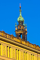 Architecture, Dresden, Saxony, Germany