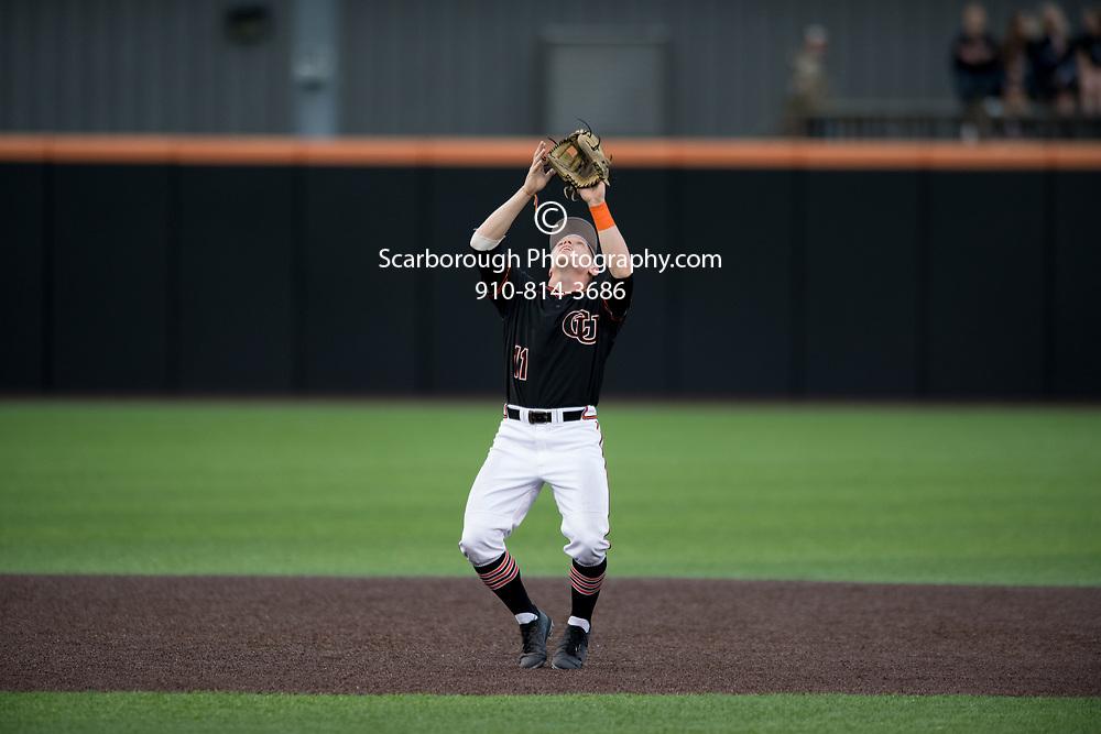 2018 Campbell University Baseball vs Miami (Ohio) Photo By Bennett Scarborough