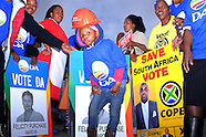 Cape Town - Local Government Elections 2016 - 03 Aug 2016