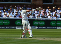 July 6, 2017 - London, England, United Kingdom - England's Joe Root .during 1st Investec Test Match between England and South Africa at Lord's Cricket Ground in London on July 06, 2017  (Credit Image: © Kieran Galvin/NurPhoto via ZUMA Press)