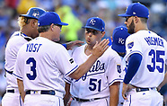Detroit Tigers v Kansas City royals - 17 July 2017