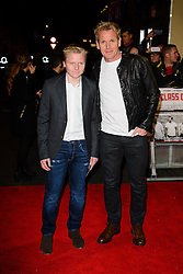 Gordon Ramsey attends The World Premiere of 'The Class of 92'. Odeon West End, London, United Kingdom. Sunday, 1st December 2013. Picture by Chris Joseph / i-Images