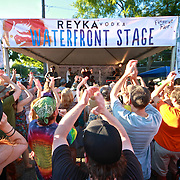 Fremont Fair 2013. Reyka Waterfront Stage.