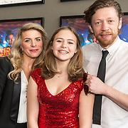 NLD/Utrecht/20190414 - Premiere Circus Noël, Rosa Reuten, Steye Daml, Luna Wijnands