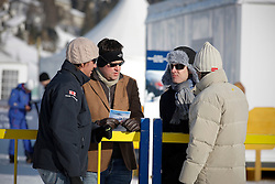 Rod Kohler and Merrick Haydon of Revolution Sports<br /> St.Moritz Polo World Cup On Snow 2011<br /> © Dirk Caremans