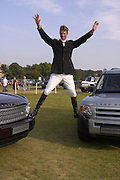 William Fox-Pitt. The Land Rover Burghley Horse Trials. 4 September. ONE TIME USE ONLY - DO NOT ARCHIVE  © Copyright Photograph by Dafydd Jones 66 Stockwell Park Rd. London SW9 0DA Tel 020 7733 0108 www.dafjones.com