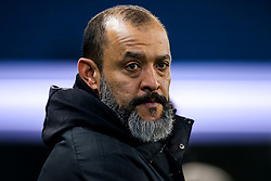 Wolverhampton Wanderers manager Nuno - Mandatory by-line: Robbie Stephenson/JMP - 14/01/2019 - FOOTBALL - Etihad Stadium - Manchester, England - Manchester City v Wolverhampton Wanderers - Premier League