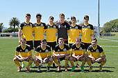 20151107 Wellington Phoenix Youth v Manawatu United Youth