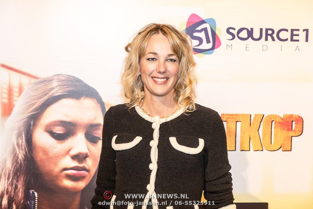 NLD/Hilversum/20171019 - Film premiere  Pestkop, Marianne Timmer
