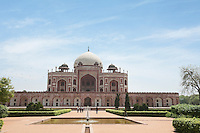 Humayun's tomb, UNESCO World Heritage Site, New Delhi, India, Asia