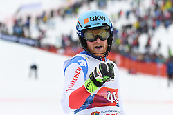 26.01.2020, Streif, Kitzbühel, AUT, FIS Weltcup Ski Alpin, Slalom, Herren, im Bild Reto Schmidiger (SUI) // Reto Schmidiger of Switzerland during the men's Slalom of FIS Ski Alpine World Cup at the Streif in Kitzbühel, Austria on 2020/01/26. EXPA Pictures © 2020, PhotoCredit: EXPA/ Erich Spiess