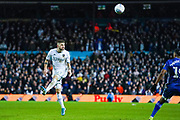 Leeds United midfielder Mateusz Klich (43) during the EFL Sky Bet Championship match between Leeds United and Cardiff City at Elland Road, Leeds, England on 14 December 2019.