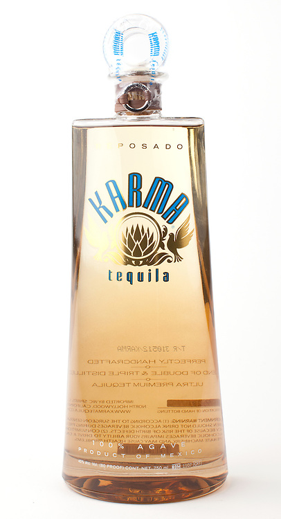 Karma reposado -- Image originally appeared in the Tequila Matchmaker: http://tequilamatchmaker.com
