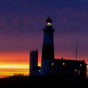 Sunrise at Montauk Lighthouse, New York