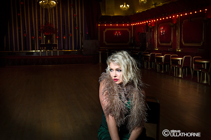 Kim Wilde Sony World Photography Awards 2014 commendation